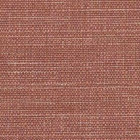 Raffia - Blush - Polyester and viscose blend fabric woven using dark pink and light red coloured threads
