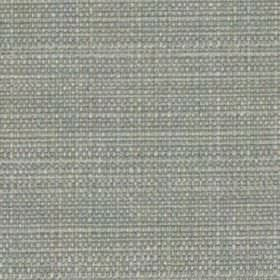 Raffia - Silver - Woven fabric made from polyester and cotton in a light, sophisticated shade of blue-grey
