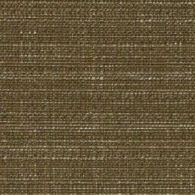 Raffia - Bronze - Chocolate brown and very pale grey-white coloured fabric woven from a blend of polyester and viscose