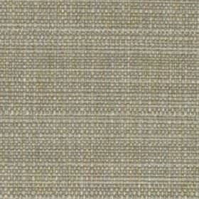 Raffia - Vintage - Polyester and viscose blend fabric woven using threads in two different light shades of grey