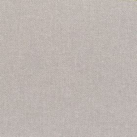 Finch - Silver - Plain silver grey fabric
