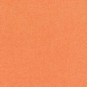Finch - Tangerine - Plain tangerine orange fabric