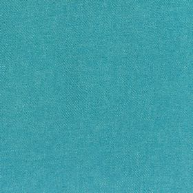 Finch - Teal - Plain teal fabric