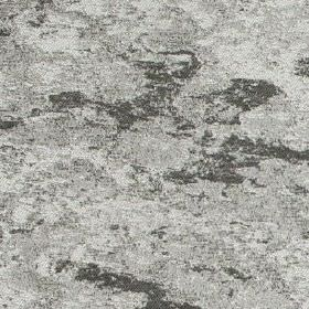 Birnam - Flint - Several different shades of grey making up a patchily, slightly cloudy effect on fabric made from cotton and polyester