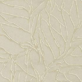 Whinny - Earth - A very subtle design of thin oyster, pale grey andivory coloured random lines printed on 100% polyester fabric