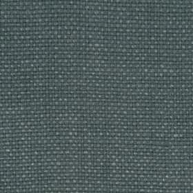 Madison Solid - Titanium - A classic blue-grey colour covering woven fabric made from 100% linen