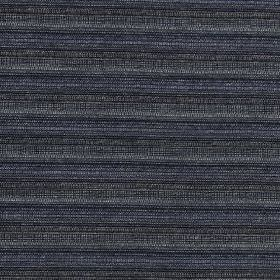 Kaili Strie - Indigo - Subtle stripes and lines running across very dark blue-grey coloured fabric made from 100% sunbrella acrylic