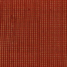 Mari Link - Scarlet - Blood red, dusky red and cream coloured threads woven together into a linen, silk and viscose blend fabric