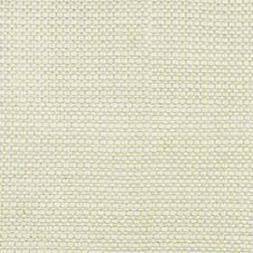 Mari Link - Sterling - Milk white coloured fabric woven from a combination of linen, silk and viscose