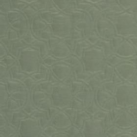 Garlyn - Lake - Dark grey fabric made from a blend of different materials, featuring a subtle pattern and a slight green tinge