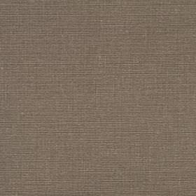 Flax Rib - Ash - Plain grey-beige coloured fabric blended from a combination of linen and cotton
