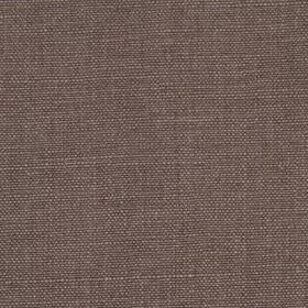 Linseed Solid - Ash - Fabric blended from a purple-grey coloured mix of linen and polyamide
