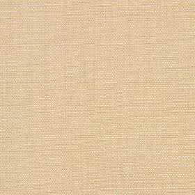 Linseed Solid - Bisque - Linen and polyamide blend fabric woven in a plain, classic, pretty shade of blush pink