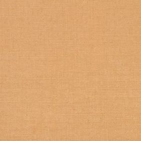 Linseed Solid - Cashmere - Light apricot coloured linen and polyamide blend fabric