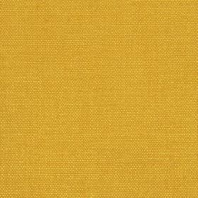 Linseed Solid - Chartreuse - Rich golden yellow coloured fabric made with a mixed linen and polyamide content