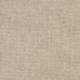 Flax Rib - Dark Flax - Warm pebble coloured fabric made from a mixture of linen and cotton