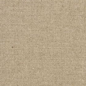 Linseed Solid - Dark Flax - Light grey and white coloured threads woven together into a fabric made from linen and polyamide
