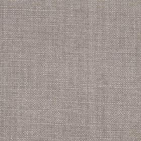 Linseed Solid - Pewter - Threads in light shades of lavender and grey woven into a contemporary linen and polyamide blend fabric