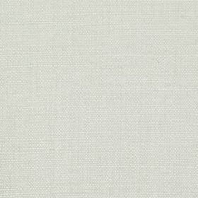 Linseed Solid - Seafoam - Very pale grey-white coloured fabric blended with a mixed linen and polyamide content