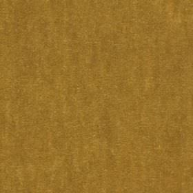Plush Mohair - Cashmere - Mohair and cotton blend fabric made in a slightly patchy, mottled, dark shade of gold