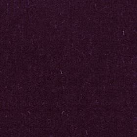 Plush Mohair - Dark Purple - A few tiny, very subtle flecks running throughout very deep, indulgent purple coloured mohair and cotton blend