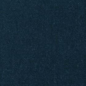 Plush Mohair - Midnight - Luxurious fabric made from mohair and cotton in a deep, indulgent shade of midnight blue