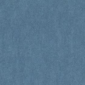 Plush Mohair - Moon Blue - Fabric made from a bright, cheerful, cobalt blue coloured blend of mohair and cotton