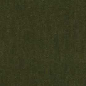 Plush Mohair - Tuscan Olive - Fabric made from a blend of mohair and cotton in a dark, dusky green-grey colour