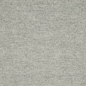 Fine Boucle - Platinum - Fabric blended from several different materials in light and dark shades of grey, featuring a subtly speckled finis