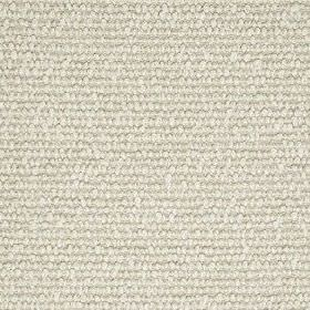 Faye Boucle - Bisque - Paper white coloured threads woven together into a wool and nylon blend fabric