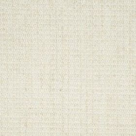 Pebble Weave - Travertine - Fabric blended from various different materials in a plain, very pale shade of grey-white