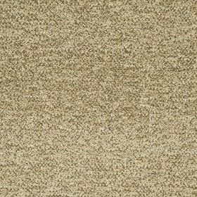 Ribbon Boucle - Dark Honey - Viscose and polyester blend fabric finished with a speckled effect in warm cream and light brown colours