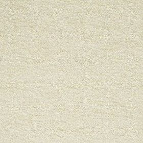 Ribbon Boucle - Natural - Chalk white coloured fabric blended from 97% viscose and 3% polyester