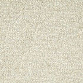 Terrazzo Weave - Eggshell - A very small, subtle herringbone pattern woven into acrylic, polyester and cotton blend fabric in white & very p