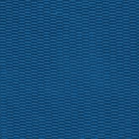 Elystan Velvet - Blue - Very subtly patterned fabric blended from cotton and polyester in a bright shade of Royal blue