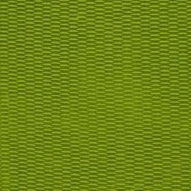 Elystan Velvet - Moss - Bright lime green coloured fabric made from a mixture of cotton and polyester, featuring a small, very subtle patter