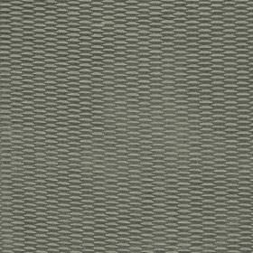 Elystan Velvet - Smoke - Classic steel grey coloured cotton and polyester blend fabric made with a small, very subtle, elegant pattern