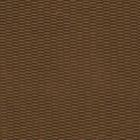 Elystan Velvet - Bittersweet - Rich chocolate brown coloured, very subtly patterned fabric made with a cotton and polyester blend