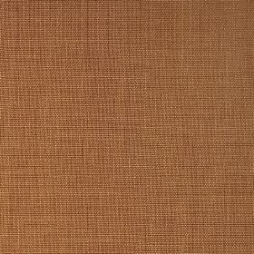 Alto - Straw - Threads made from 100% linen woven into a plain orange-brown coloured fabric