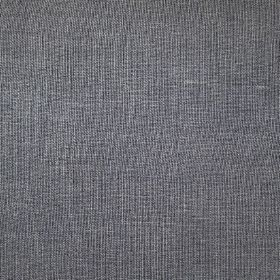 Nopi - Indigo - 100% linen fabric woven in a dark shade of denim blue with a subtle grey tinge