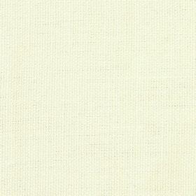 Range - Ecru - Milk white coloured fabric woven entirely from linen