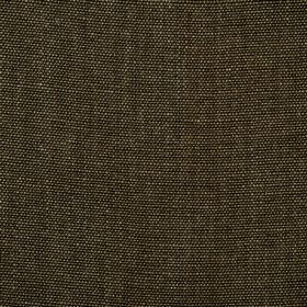 Range - Olive - Dark charcoal and very pale grey threads woven into a fabric made from 100% linen