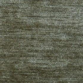 Cognac - Green - Deep pile olive green coloured fabric