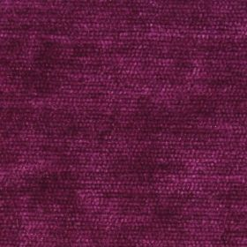 Cognac - Pink Aubergine Purple - Fabric with patchy magenta colouring and a textured finish