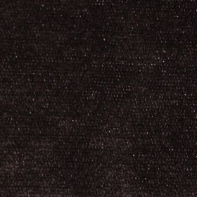 Cognac - Brown - Very dark brown, almost black, speckled, textured fabric