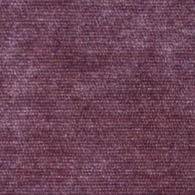 Cognac - Pink Aubergine Purple - Thick aubergine coloured fabric with a slightly textured pile which makes it look mottled