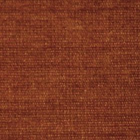 Cognac - Red Orange - Caramel coloured mottled fabric with a slight texture