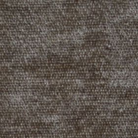 Cognac - Taupe - Fabric in dark and light grey with a slightly textured pile