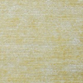 Cognac - Cream - Slightly textured fabric in white and lime green-yellow