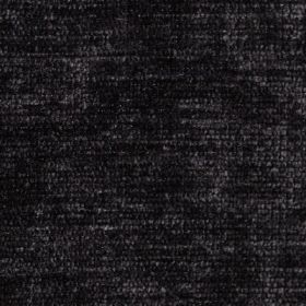 Cognac - Grey Black - Thick, black fabric speckled with some areas of grey